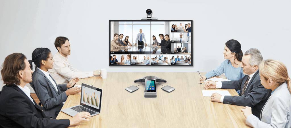 視像會議系統