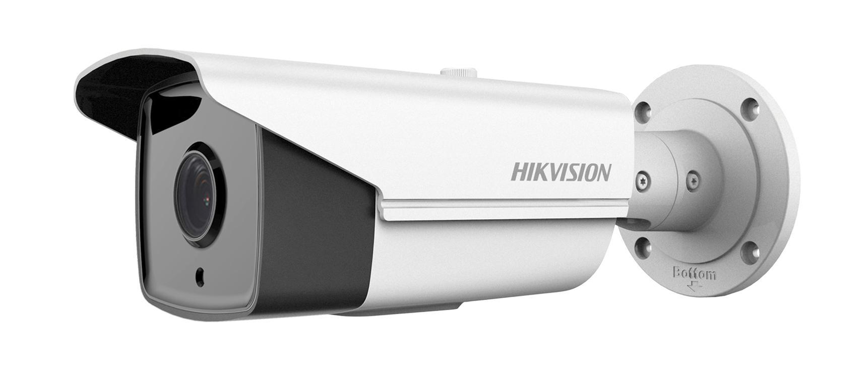 Hikvision DS-2CD2T42WD-I3/I5/I8 4 MP EXIR Bullet Network Camera Image